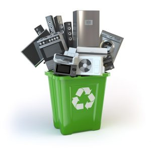 Electronics Recycling Drop-Off @ Public Works
