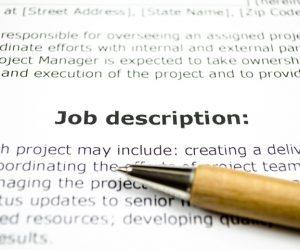 Job Descriptions Ease Workers Comp Claims